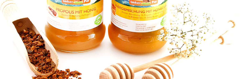 Naturbelassene Honige